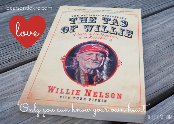 A few words from our friend Willie…